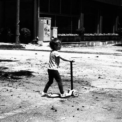 Ана Бунтеска: оти дете е дете и човек е човек