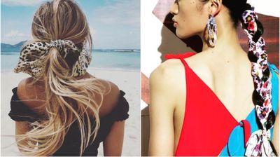 Марама во коса: 6 начини да имате поинаков, ретро летен стајлинг и да ја освежите фризурата