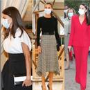 Кралицата Летиција маестрално спои 2 водечки трендови: Овие парчиња мора да ги има секоја жена во плакар есенва