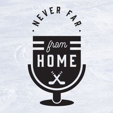 Listen to Never Far from Home Ep. 107 - Through Hockey