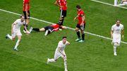 埃及百密一疏 烏拉圭險勝 埃及對烏拉圭賽後感