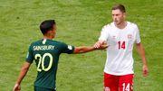 澳洲須改善把握力 丹麥對澳洲賽後感