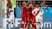 冇運就是冇運 秘魯對丹麥的賽後感