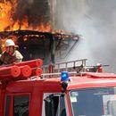 Пожар во кавадаречката месност Белград