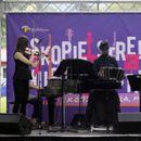 Акустичното пијано го обележа третиот ден од Skopje Street Music Festival