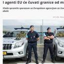 """""""Вијести"""": Црна Гора договара мисија на Фронтекс за справување со мигрантите"""
