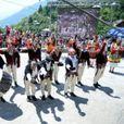 Во Пиперово традиционална македонска свадба