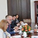 Средба Џафери-Карачевски: Отворањето на авио-линијата Скопје-Варшава ќе придонесе во зајакнување на односните