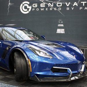 Викенд Тарифа: Целосно електричен Corvette C7