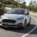 """Новиот Ford Focus """"ги гледа"""" дупките на патот! (видео)"""
