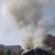 Пожар во центарот на Скопје (ФОТО ГАЛЕРИЈА)