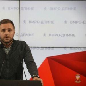 Арсовски: Буџетот кој криминогената власт го предлага за 2019 година е мегаломански, расипнички и дополнително ќе ги осиромаши граѓаните