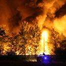 Изгоре фарма во Брвеница