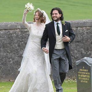 Раскошната свадба на Џон Сноу во Шкотска