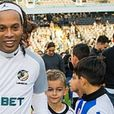 Eintracht Frankfurt 4:5 Team Ronaldinho