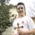 ДЕБАР: Деветоодделенецот Христијан Јаковлевски е најсреќниот од трите момчиња кои денеска скокнаа по светиот крст