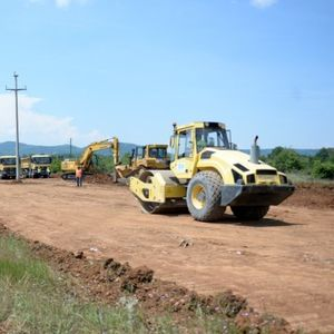 Почна изградбата на експресниот пат Ранковце – Крива Паланка