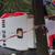 Комбе брза помош кое пренесувало бремена жена во болница се превртело (ВИДЕО)