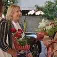 Италијанската актерка Клаудија Кардинале пристигна во Битола