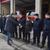 Шилегов им го честиташе вработувањето на 19 нови пожарникари