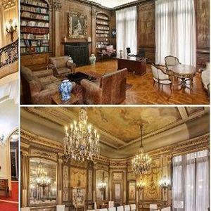 На аукција: Луксузната резиденција на екс-Ју (галерија)