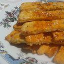 Солени стапчиња со сирење и путер