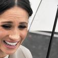 По венчавката со принцот Хари, Меган станала параноична