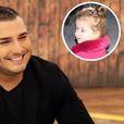 Дарко Лазиќ прв пат ја виде ќерката по несреќата