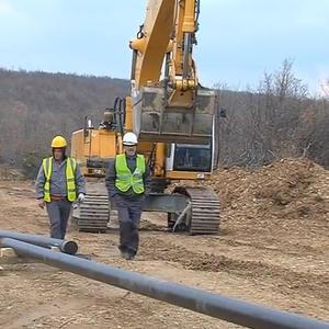 Невладините не се согласуваат ниту со променетата рута на гасоводот на Водно - бараат планината да не се чепка