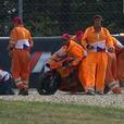 ВИДЕО: Несреќа за Еспаргаро – имаше тешко излетување од кое заработи скршеница