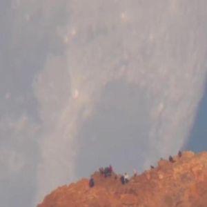 NASA: Вака изгледа блиска средба помеѓу Месечината и Земјата (ВИДЕО)