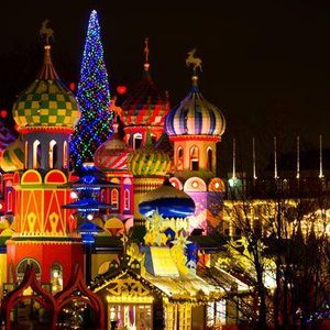 Посетете го Копенхаген за време на божиќните празници!