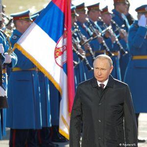 Кусата рака на Кремљ