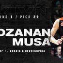 Телетовиќ има наследник: Муса ќе ги остварува соништата во Бруклин Нетс