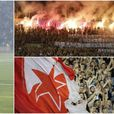 ВИДЕО: Навивачко шоу во Белград, 158. српско дерби без победник
