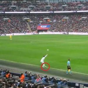 """Хрватите оштетени на """"Вембли"""", судиите направија превид при првиот гол на Англија"""
