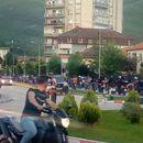 Над двесте учесници на Петровденската мото-парада во Кичево