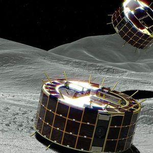 Две јапонски сонди слетаа на астероидот Ријугу (видео)
