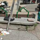 Уметници ќе го чистат дворот на Клинички центар