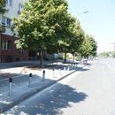 """Протест на станари на """"Партизанска"""" бидејќи Град Скопје им го огради паркингот"""