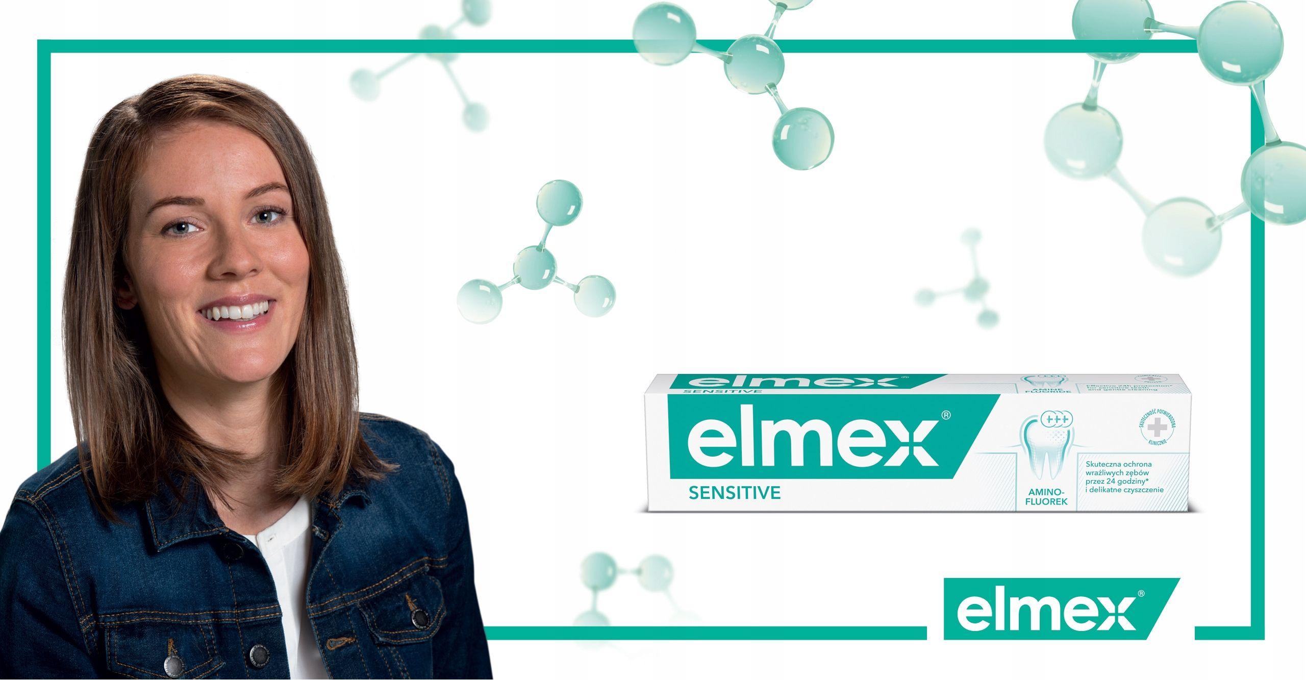 elmex SENSITIVE Pasta do zębów wrażliwych 3x75ml | Sklep EMPIK.COM