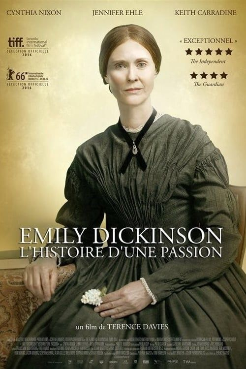 Emily Dickinson, L'Histoire d'Une Passion  streaming