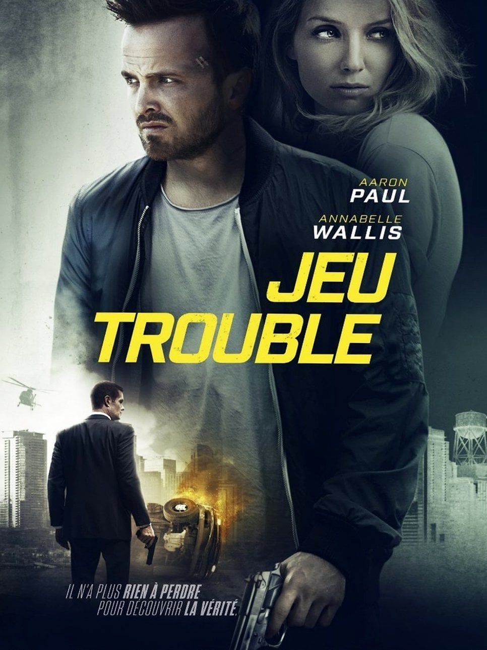Jeu trouble  streaming