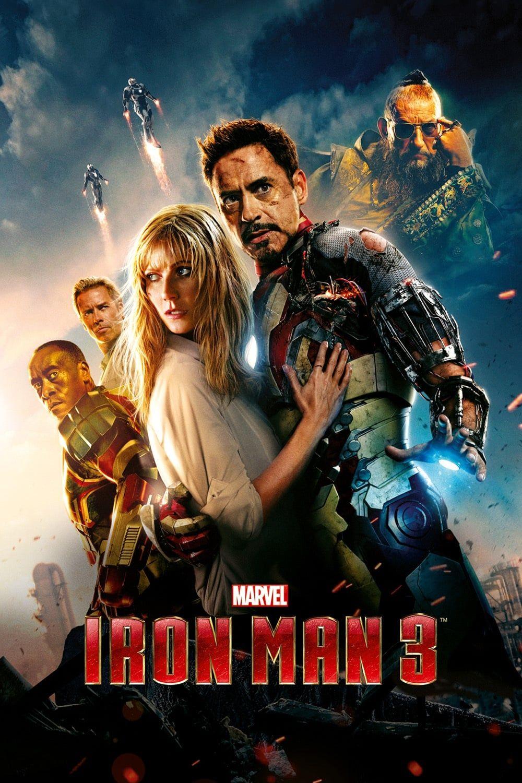 Iron Man 3  streaming