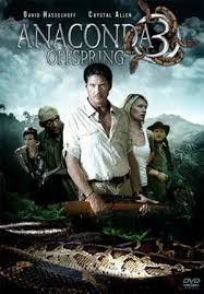 Anaconda 3: l'héritier streaming