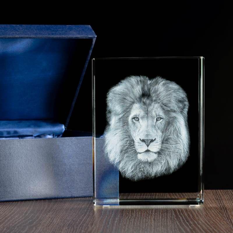 -MEGASTATUETKA- Król zwierząt,Model Lwa 3D dla myśliwego - Studio3D