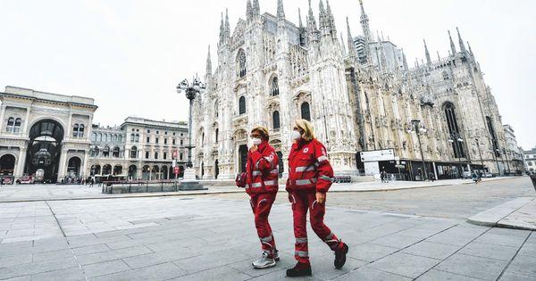La Lombardia in zona arancione fino al 14 marzo: chiudono tutte le scuole