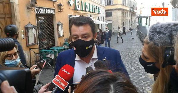 Renzi e lo 007 Mancini, per Salvini è assolutamente normale: Ho incontrato decine di esponenti dei servizi. Polemica inesistente - Il Fatto Quotidiano