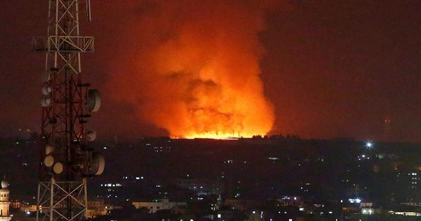 Gaza, notte di combattimenti fra Israele e Hamas. Fonti palestinesi: Nel raid almeno 24 morti, tra cui 9 bambini
