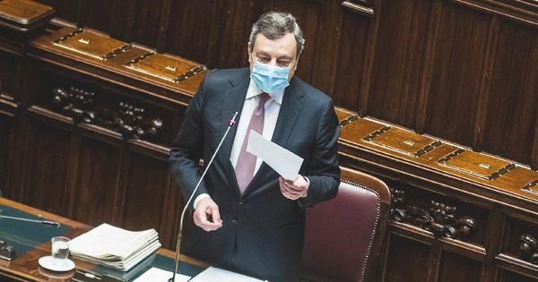 In Edicola sul Fatto Quotidiano del 17 Maggio: Da metà febbraio l'unica legge votata è la giornata per i morti di Covid - Il Fatto Quotidiano
